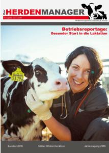 Herdenmanager Ausgabe 2 / 2016